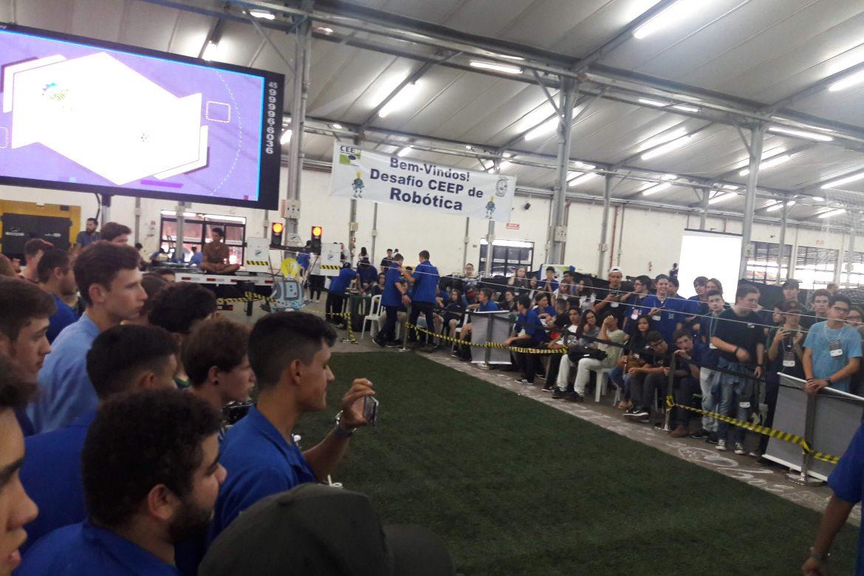 Competition Arena in Robotics 1