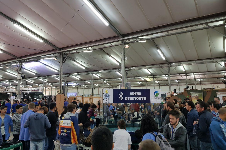 Competition Arena in Robotics 2