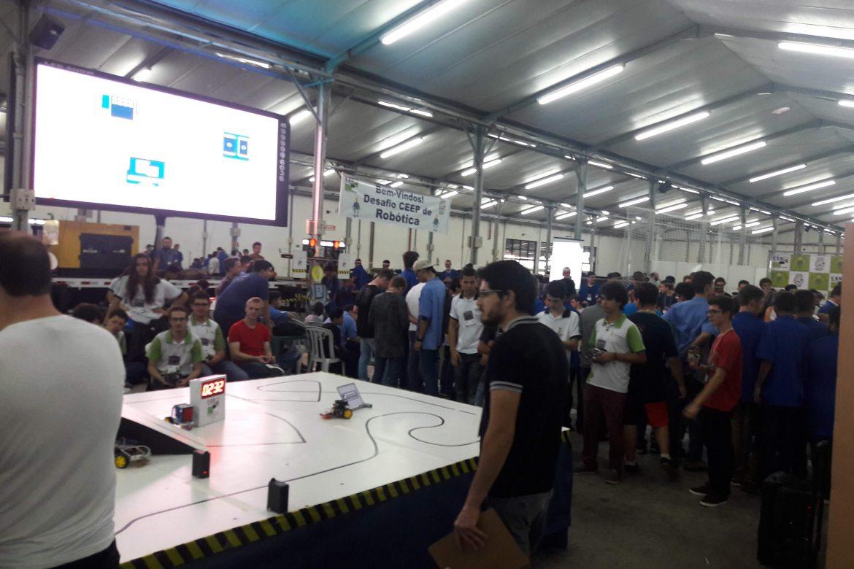 Competition Arena in Robotics 3