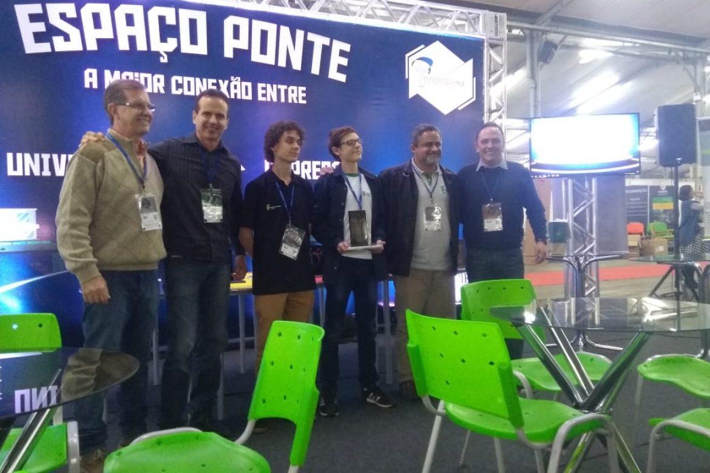 Trophy Winner Alireza Rastegar